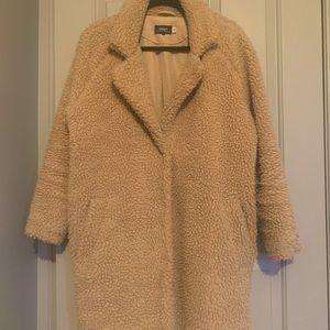 Teddy Sherpa Jacket